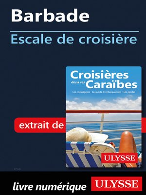 cover image of Barbade--Escale de croisière