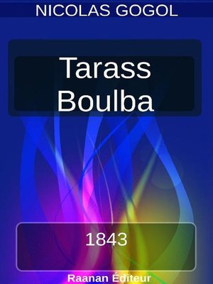 cover image of Tarass Boulba
