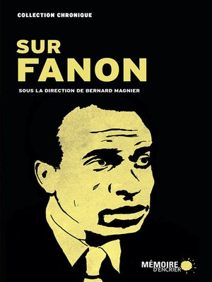 cover image of Sur Fanon