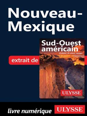 cover image of Nouveau-Mexique
