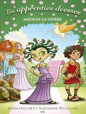 cover image of Méduse la vipère