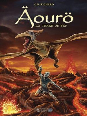 cover image of Äourö (4) La terre de feu