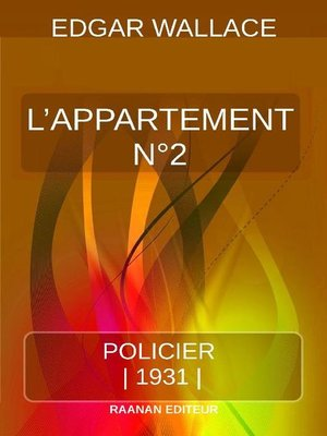 cover image of L'Appartement N°2