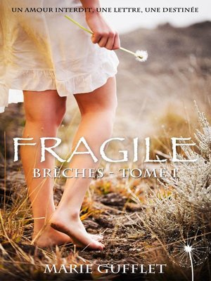 cover image of FRAGILE, SÉRIE BRÈCHES