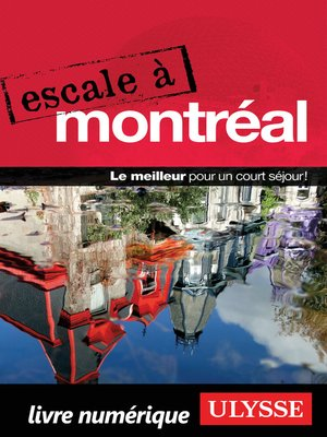 cover image of Escale à Montréal