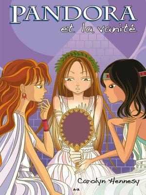 cover image of Pandora et la vanité