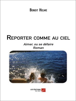 cover image of Reporter comme au ciel