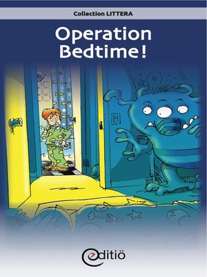 cover image of Operation Bedtime!