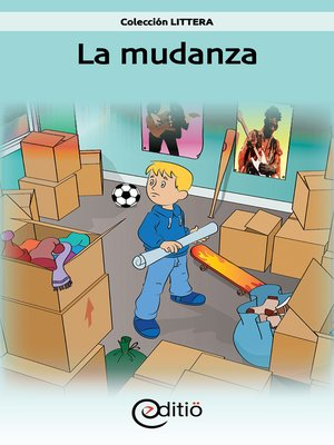 cover image of La mudanza