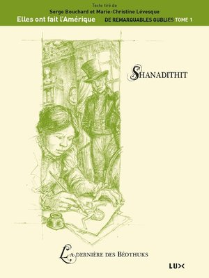 cover image of Shanadithit
