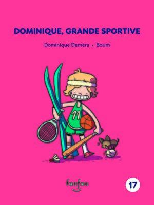 cover image of Dominique, grande sportive
