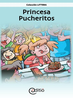 cover image of Princesa Pucheritos