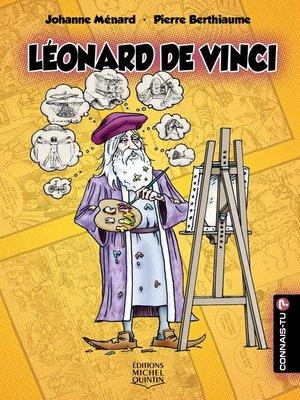 cover image of Connais-tu?--En couleurs 20--Leonard de Vinci