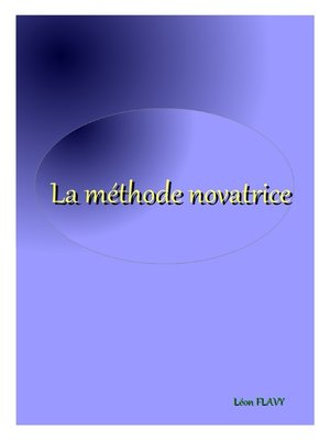 cover image of METHODE NOVATRICE BACCALAUREAT***