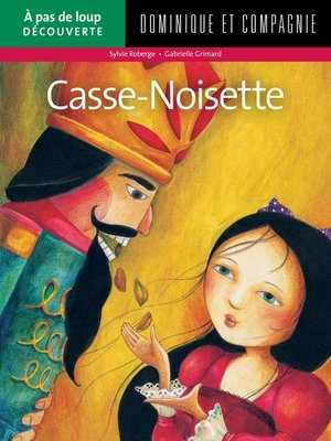 cover image of Casse-Noisette