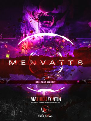 cover image of MENVATTS Héritage maudit