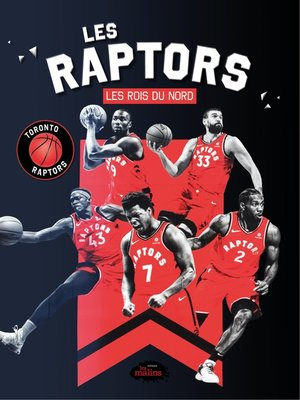 cover image of Les Raptors