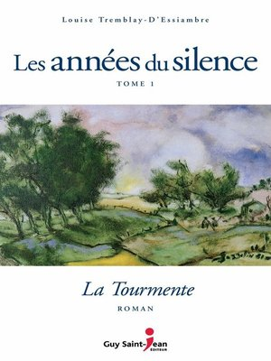 cover image of La tourmente