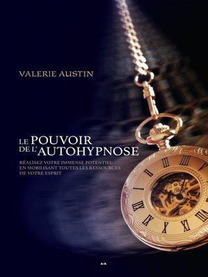 cover image of Le pouvoir de l'autohypnose