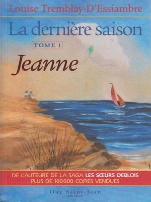 cover image of Jeanne