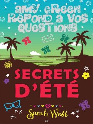 cover image of Secrets d'été
