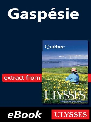 cover image of Gaspésie