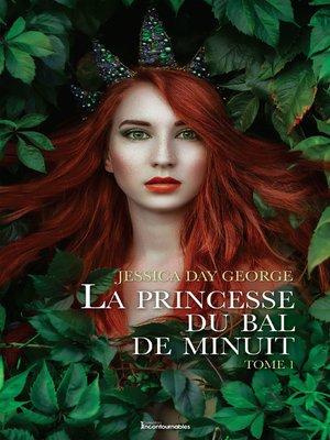 cover image of La princesse du bal de minuit