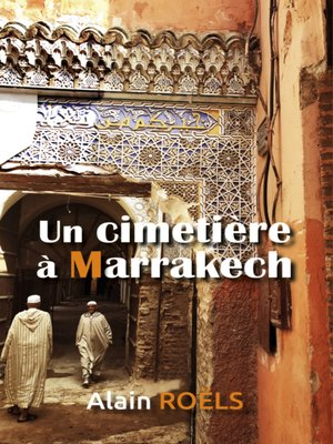 cover image of Un cimetière à Marrakech