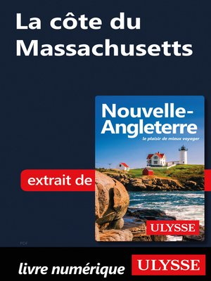 cover image of La côte du Massachusetts