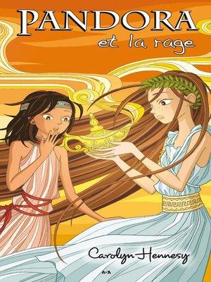 cover image of Pandora et la rage