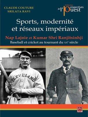 cover image of Sports, modernité et réseaux impériaux