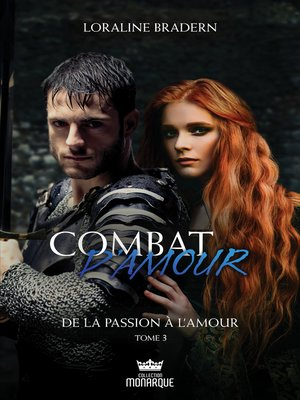 cover image of De la passion à l'amour