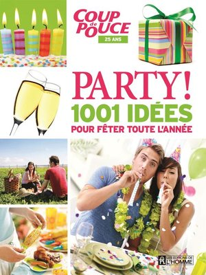 cover image of Party!