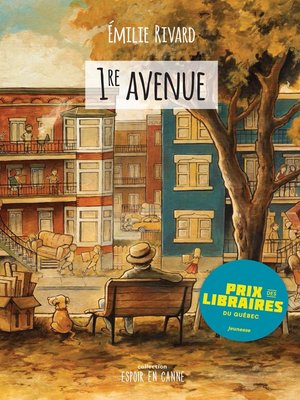 cover image of 1re avenue