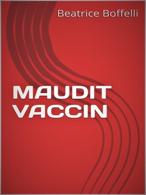 cover image of Maudit vaccin