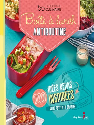 cover image of Boîte à lunch antiroutine