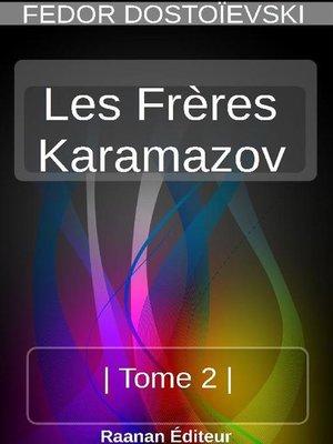 cover image of LES FRÈRES KARAMAZOV- 2