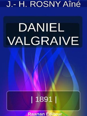 cover image of DANIEL VALGRAIVE