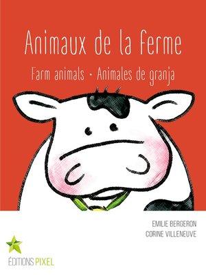 cover image of Animaux de la ferme