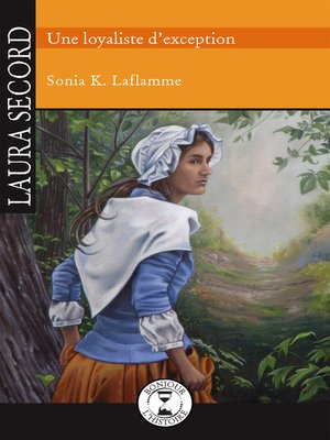 cover image of Laura Secord