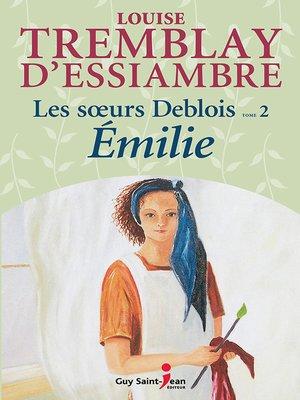 cover image of Émilie