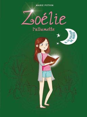 cover image of Zoélie l'allumette tome 8