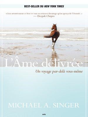 cover image of L'Âme délivrée