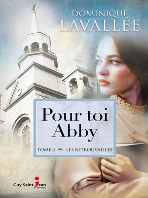 cover image of Pour toi Abby, tome 2