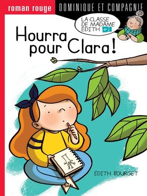 cover image of Hourra pour Clara !