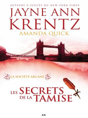cover image of Les secrets de la Tamise