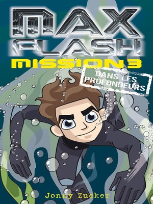 cover image of Max Flash--Mission 3