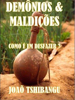 cover image of DEMÔNIOS & MALDIÇÕES