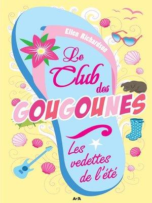 cover image of Les vedettes de l'été