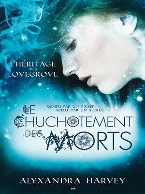 cover image of Un chuchotement de mort